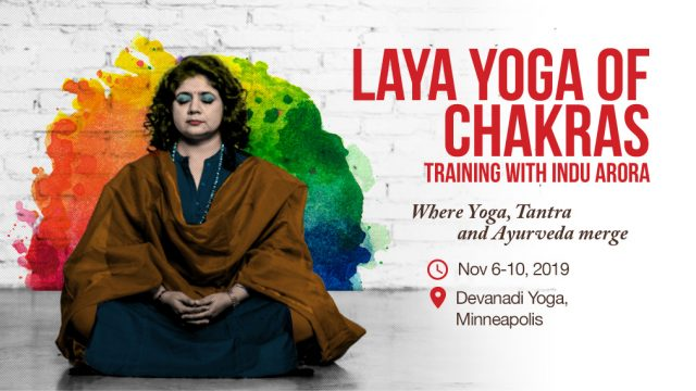 Laya Yoga of the Chakras